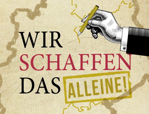 Wir schaffen das – alleine! Ein Interview mit Philipp Bagus und Andreas Marquart
