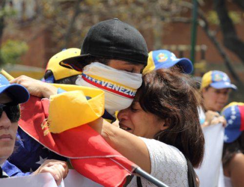 Die Krise in Venezuela: Neun Postkarten aus der Hölle