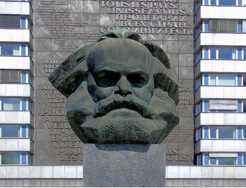 Wer traut sich, Marx endlich vom Sockel zu stoßen?