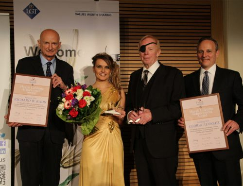 Hayek Lifetime Achievement Awards – Bilder