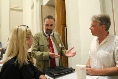 Gespräch mit Karl Habsburg